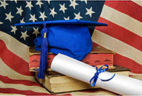 Hành động ý nghĩa của du học sinh Việt tại Hoa Kỳ
