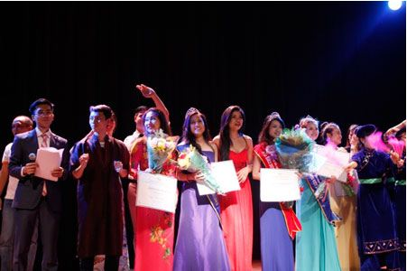 Chương trình giao lưu văn hóa của giới trẻ Việt tại Mỹ