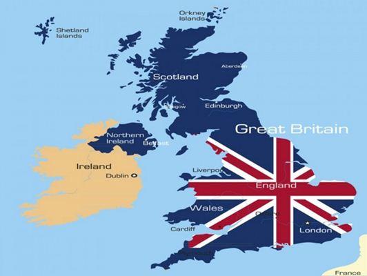 Sử dụng bản đồ và các ứng dụng khi du học Anh