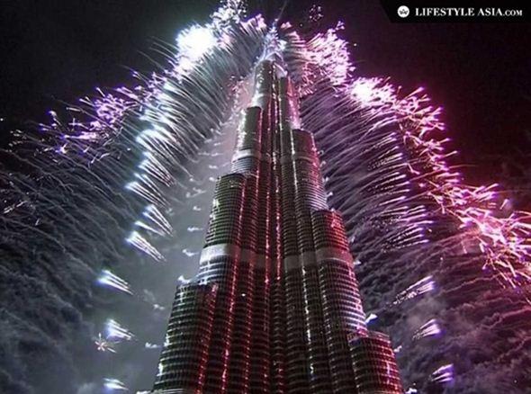 Những nước có màn pháo hoa chào đón năm mới đẹp nhất thế giới