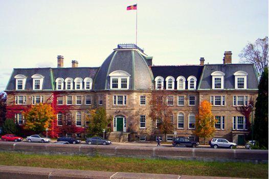 Học bổng đại học New Brunswick (UNB)