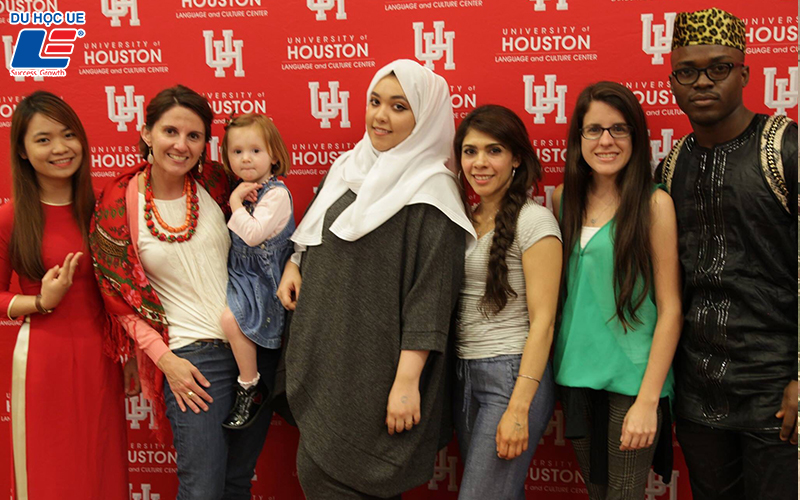 Hồ Thị Phương - Sinh viên trường University of Houston