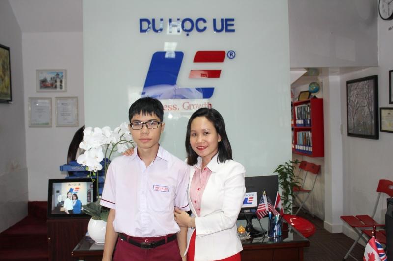 Đào Thanh Thiên - Mesilla Valley Christian School