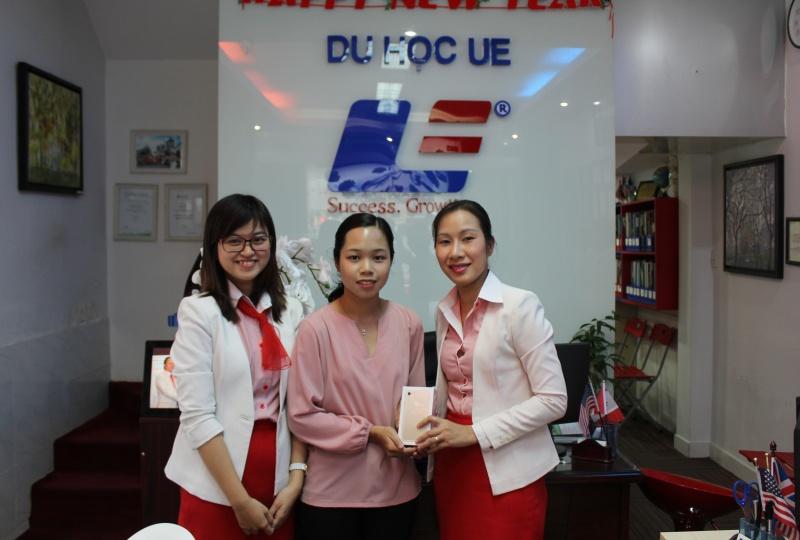 Trần Ngọc Duyên  - Bachelor of Hospitality Management tại ICMS