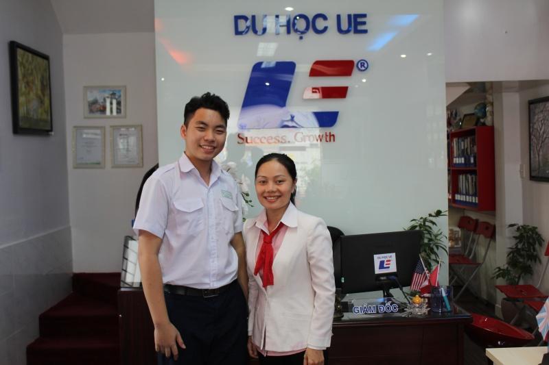 Nguyễn Huỳnh Đạt - The Potter's House High School