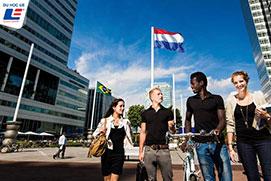 Học bổng 10 - 30% từ Oncampus Amsterdam - CEG Hà Lan