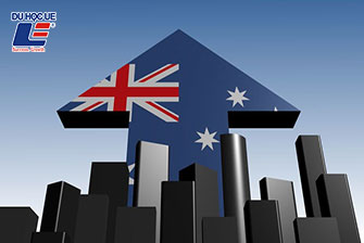 The contribution of foreign students to the Australian economy soared 22%