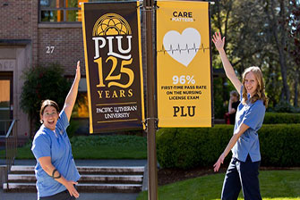 Pacific Lutheran University, Washington - The best university in the United States