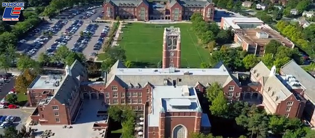 Đại học Pacific Lutheran, Pacific Lutheran University 1
