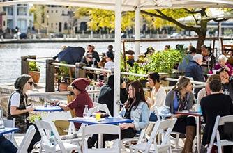 Điểm danh những thức ăn ngon mà bạn có thể tìm thấy tại thành phố Perth, Úc