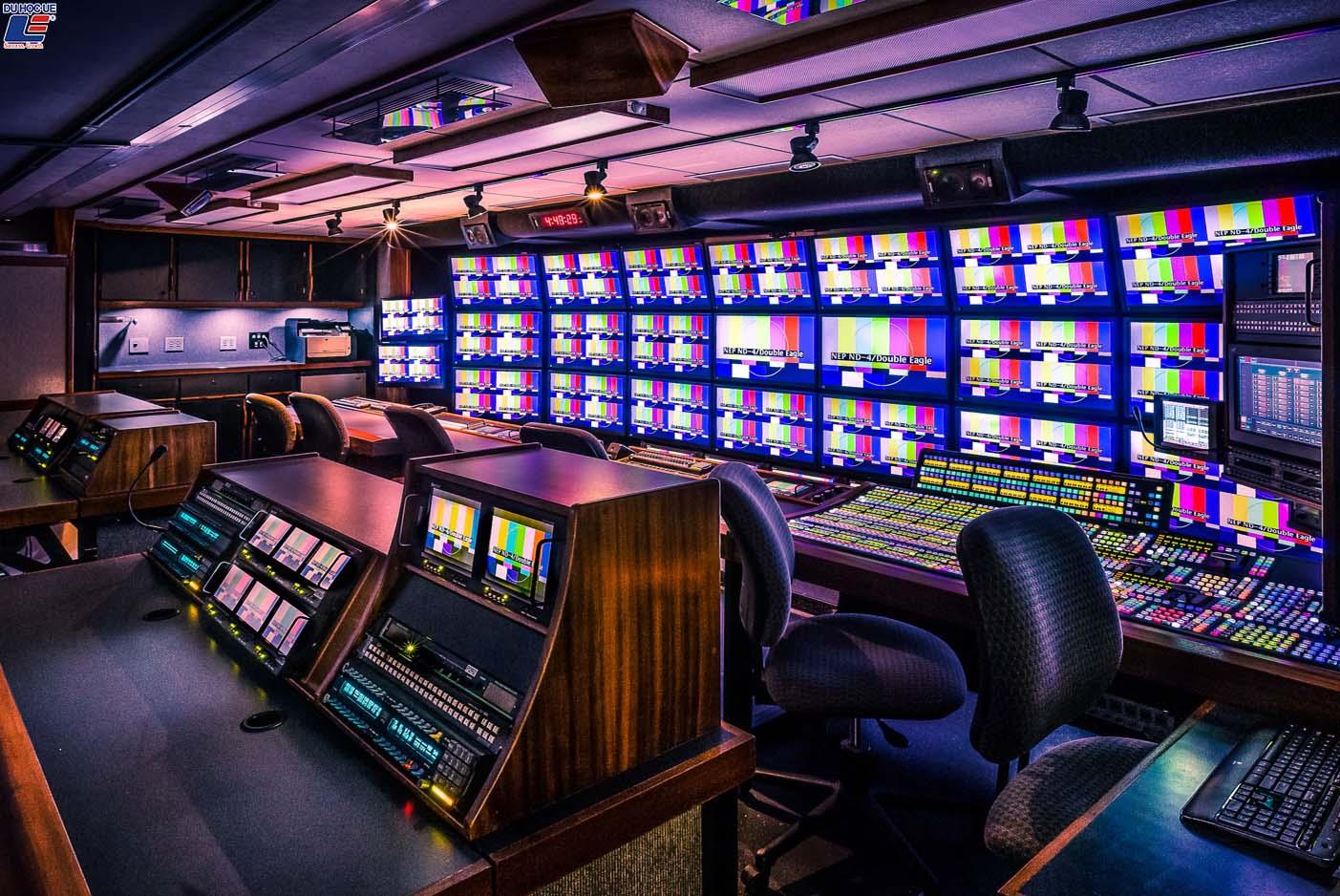 3 trường phát thanh truyền hình hàng đầu ở Mỹ