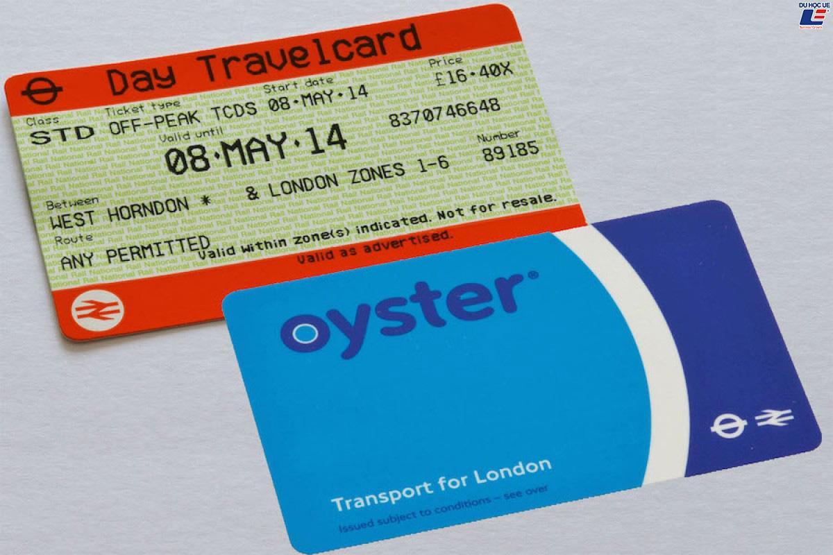 5 loại thẻ giảm giá hữu hiệu mà du học sinh Anh cần biết