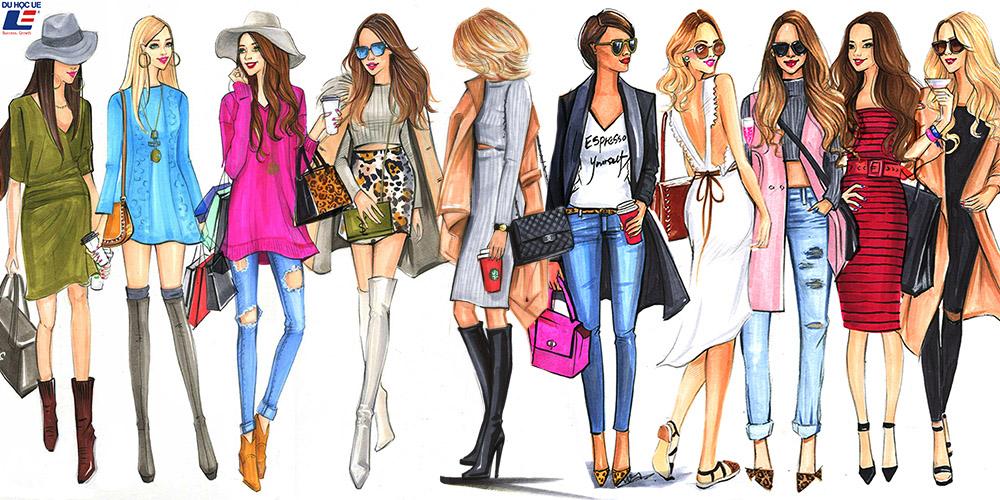 6 điều cần xem xét trước khi theo đuổi chuyên ngành thời trang 2