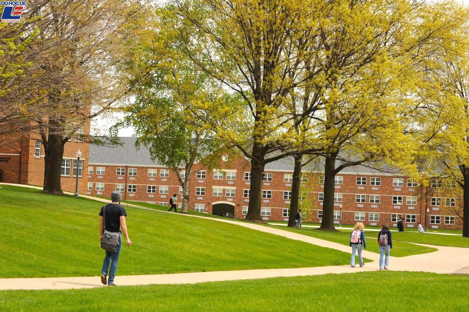 90% sinh viên nhận học bổng bán phần tại Malone University 2