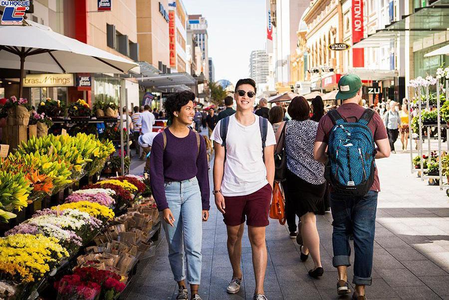 Thành phố Adelaide tại Úc 3