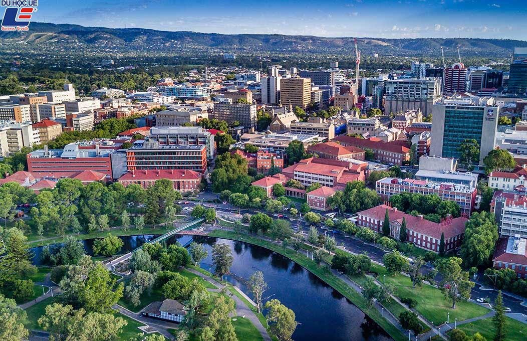 Thành phố Adelaide tại Úc 1