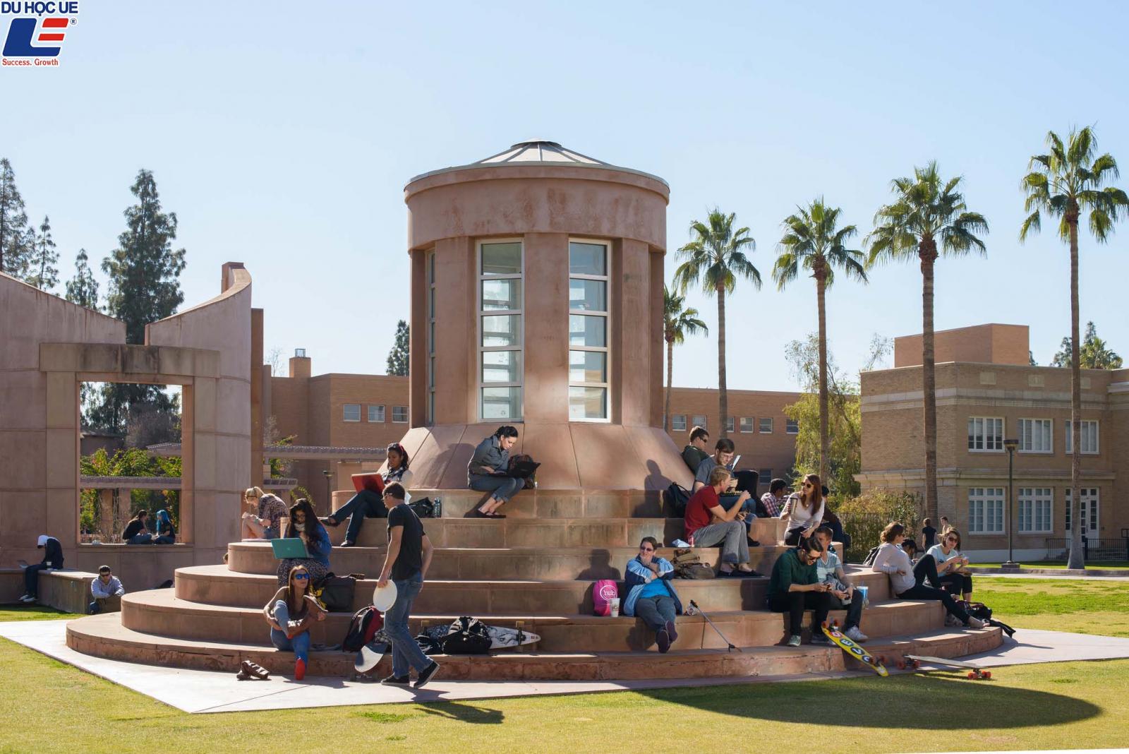 Arizona State University - Top trường Đại học tốt nhất nước Mỹ 2