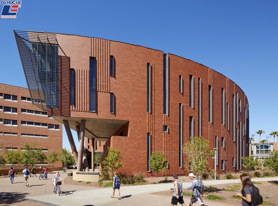Arizona State University - Top trường Đại học tốt nhất nước Mỹ