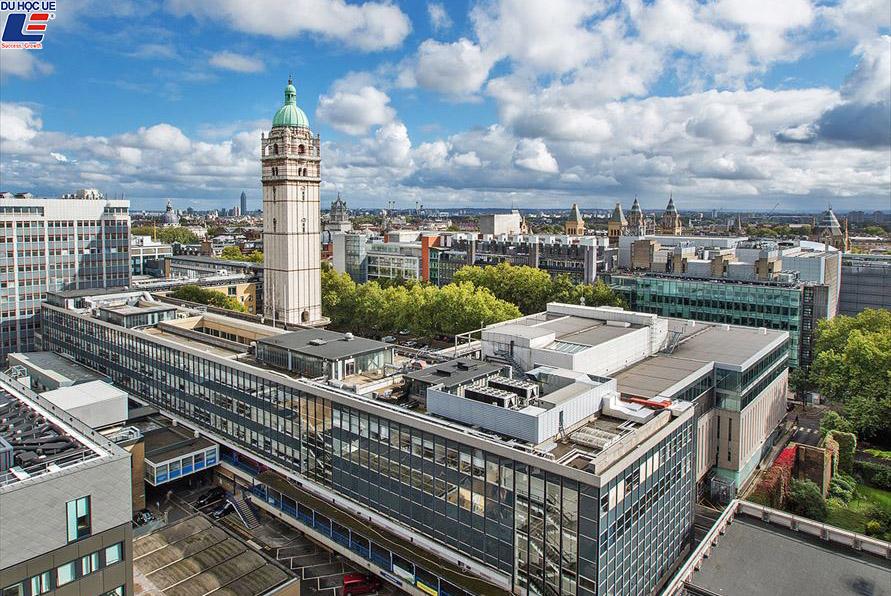 Ba trường đào tạo khoa học máy tính tốt nhất Vương quốc Anh 2019 3