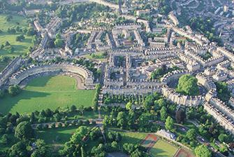 Bath: Thành phố dành cho sinh viên du học Anh