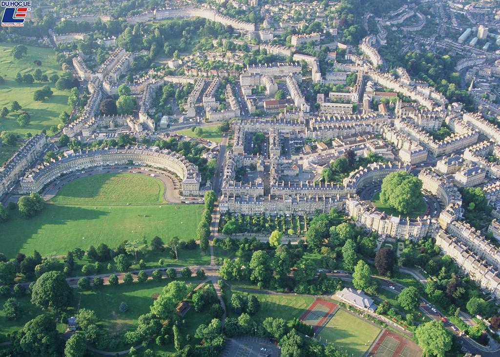 Thành phố Bath 1