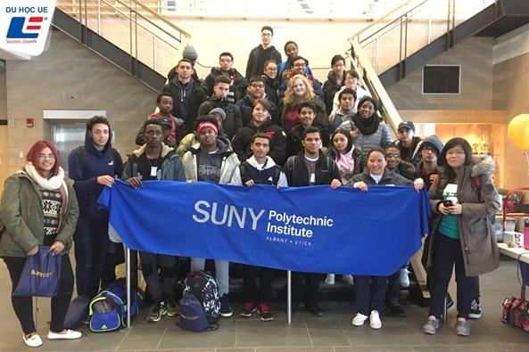 Cơ hội định cư và nhận học bổng trị giá 800 triệu đồng từ Đại học SUNY Poly ở Mỹ