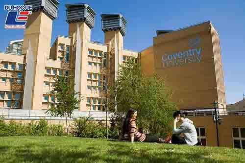 Học bổng tại trường Đại học Coventry 1
