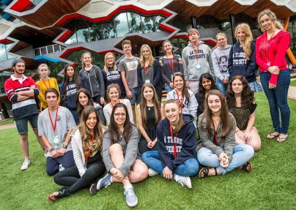 Cơ hội nhận học bổng tại trường đại học La Trobe, cơ sở tại Sydney năm 2017