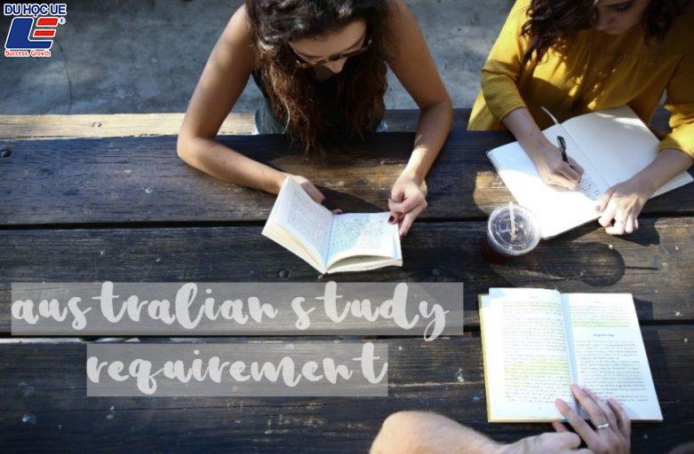 Visa du học Úc 1