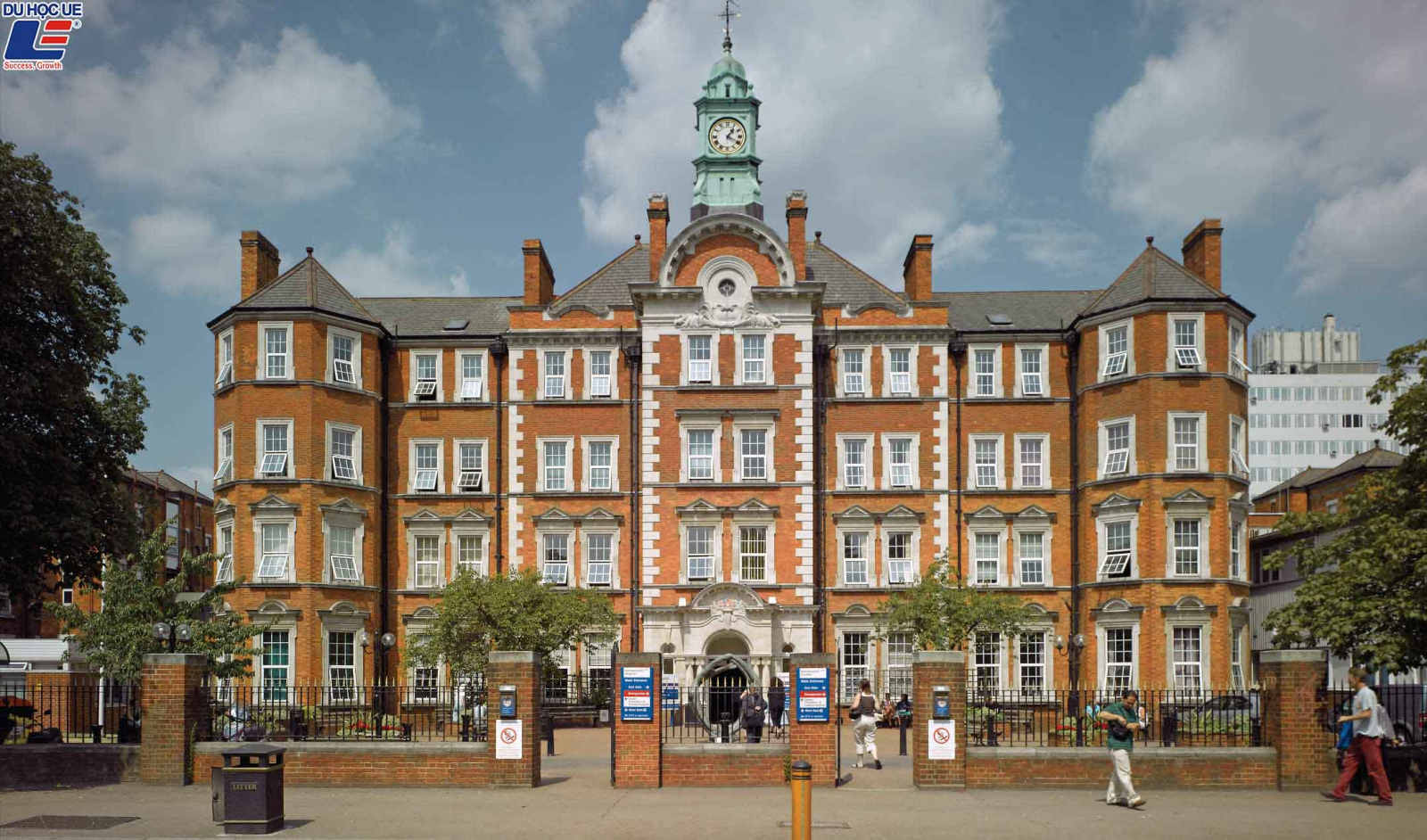 Các trường tốt nhất tại Châu Âu 3