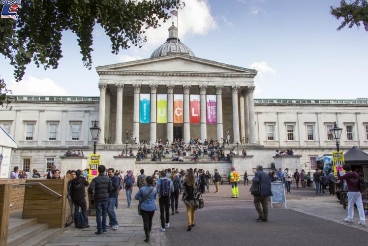 Các trường tốt nhất tại Châu Âu 5