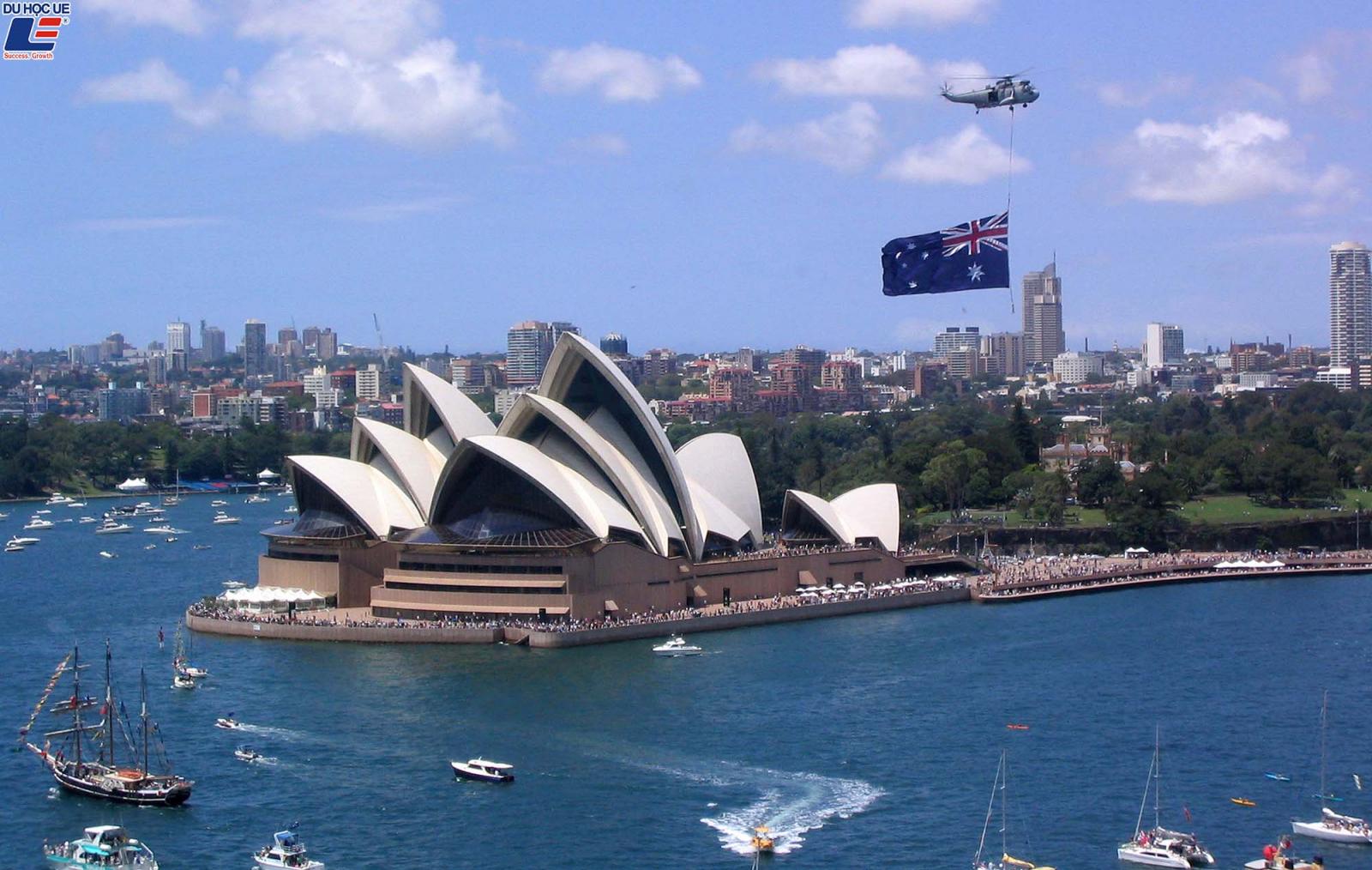 Cẩm nang du học 2019 - Những kiến thức chung nhất về nước Úc