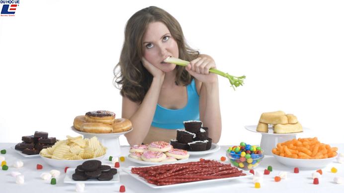 Cẩm nang du học - Năm bước để ăn uống tốt ở trường đại học 2