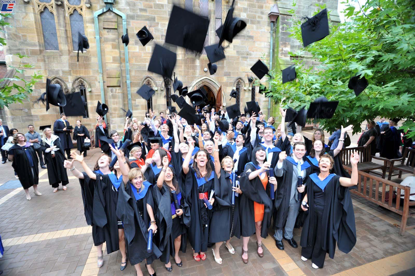Cận cảnh Go8 - những trường đại học đỉnh nhất nước Úc (phần 1) 2