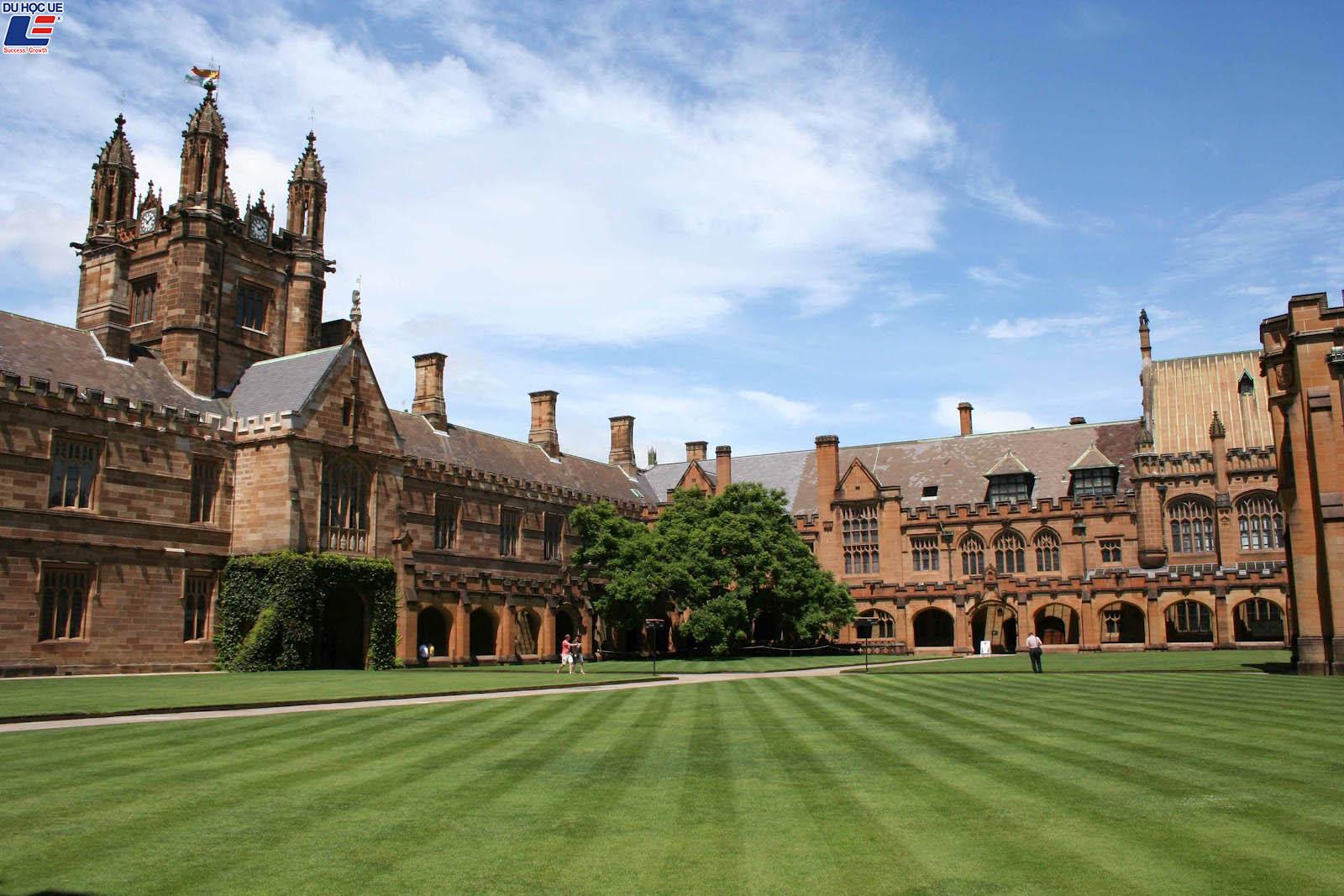 Cận cảnh Go8 - những trường đại học đỉnh nhất nước Úc (phần 2) 2
