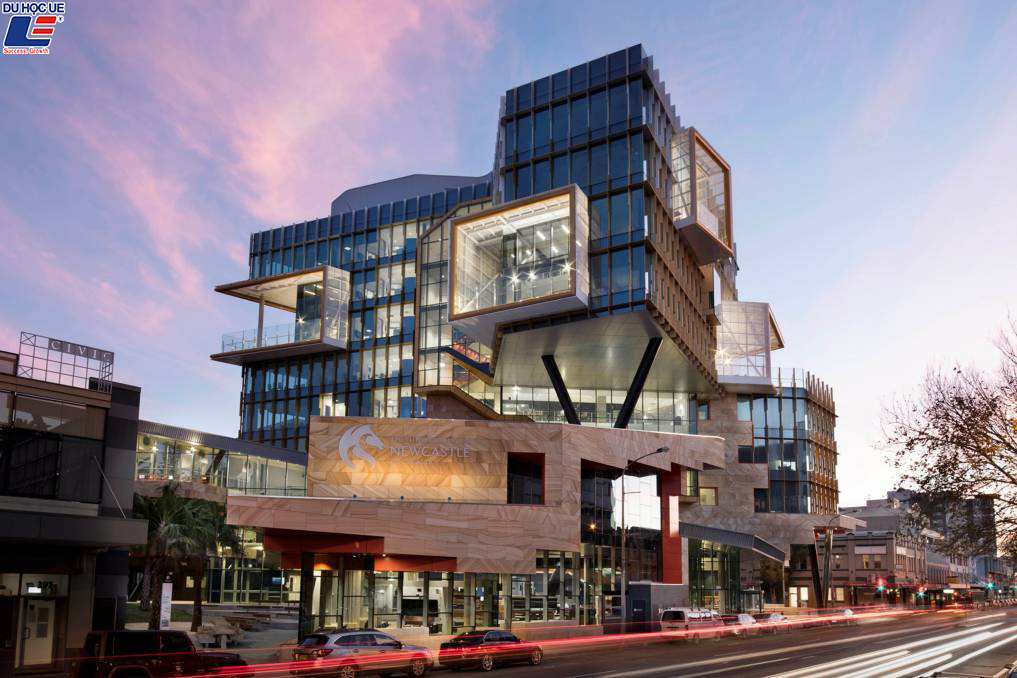 Cập nhật thông tin học bổng du học Úc mới nhất năm 2019 từ trường University Of Newcastle