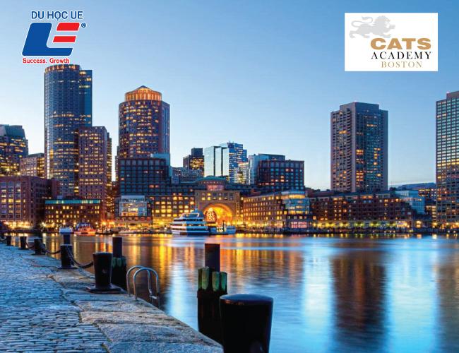 Học bổng Merit, Học bổng CATS Academy Boston 4