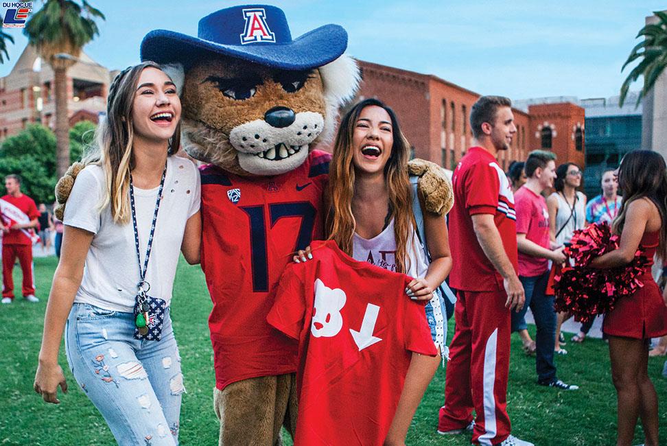 Cập nhật thông tin học bổng mới nhất lên đến $35.000 từ Đại học Arizona niên khóa 2020 (University of Arizona) 4