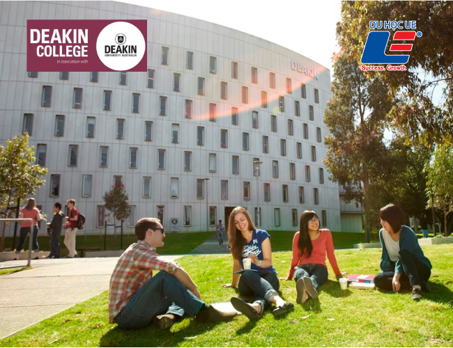 Học bổng Deakin College 3