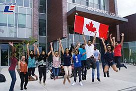 Centennial College - Trường Cao đẳng số 1 Toronto trong chương trình CES