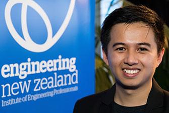 Chàng trai 9X người Việt giành giải thưởng sáng tạo cấp quốc gia New Zealand