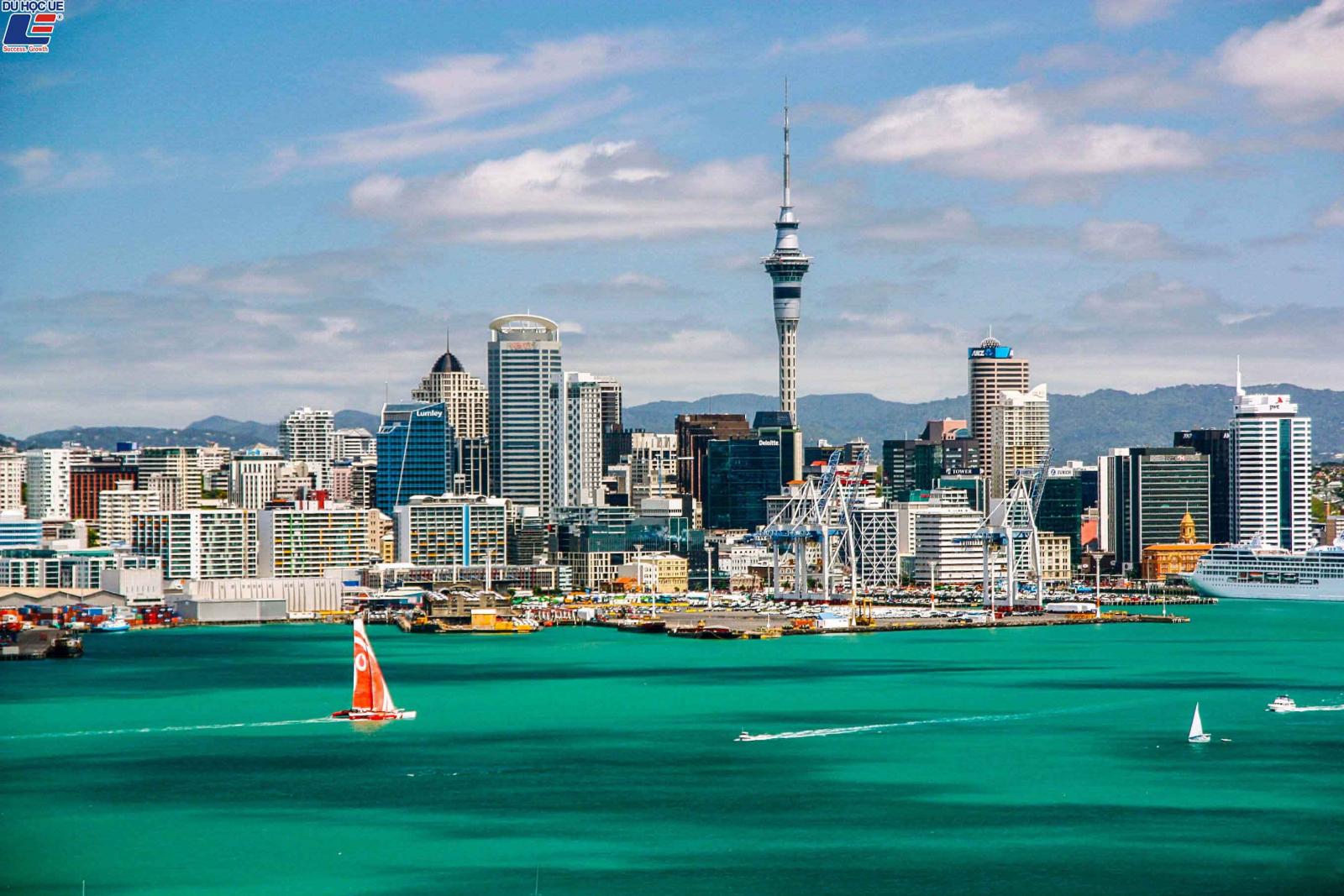 Chi phí sinh hoạt tại thành phố Auckland, New Zealand