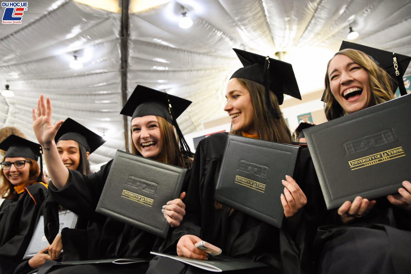 Chinh phục học bổng $25.000 từ University Of La Verne