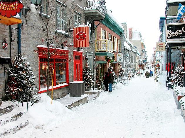 Những điều cần lưu ý về mùa đông ở Canada