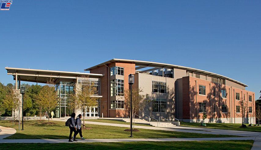 Clayton State University, Đại học Clayton State 1