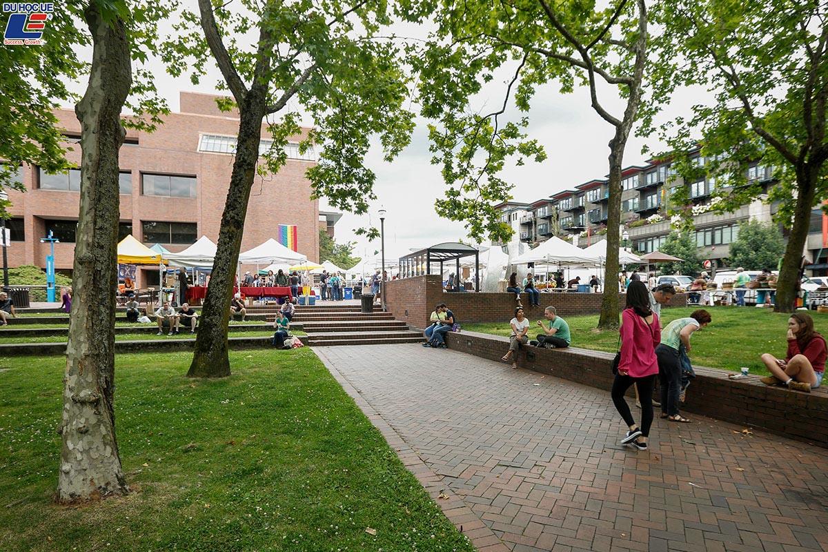 Cơ hội du học với điều kiện tài chính tầm trung tại Seattle Central College 3