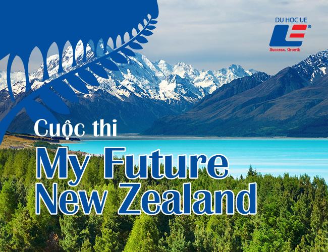 Du lịch New Zealand miễn phí 7 ngày, Cuộc thi Vietnam's My Future, MyFutureNZ 1