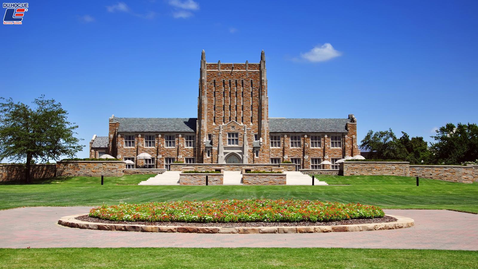 Cơ hội nhận học bổng lên đến 16.000 USD tại Tulsa University 2