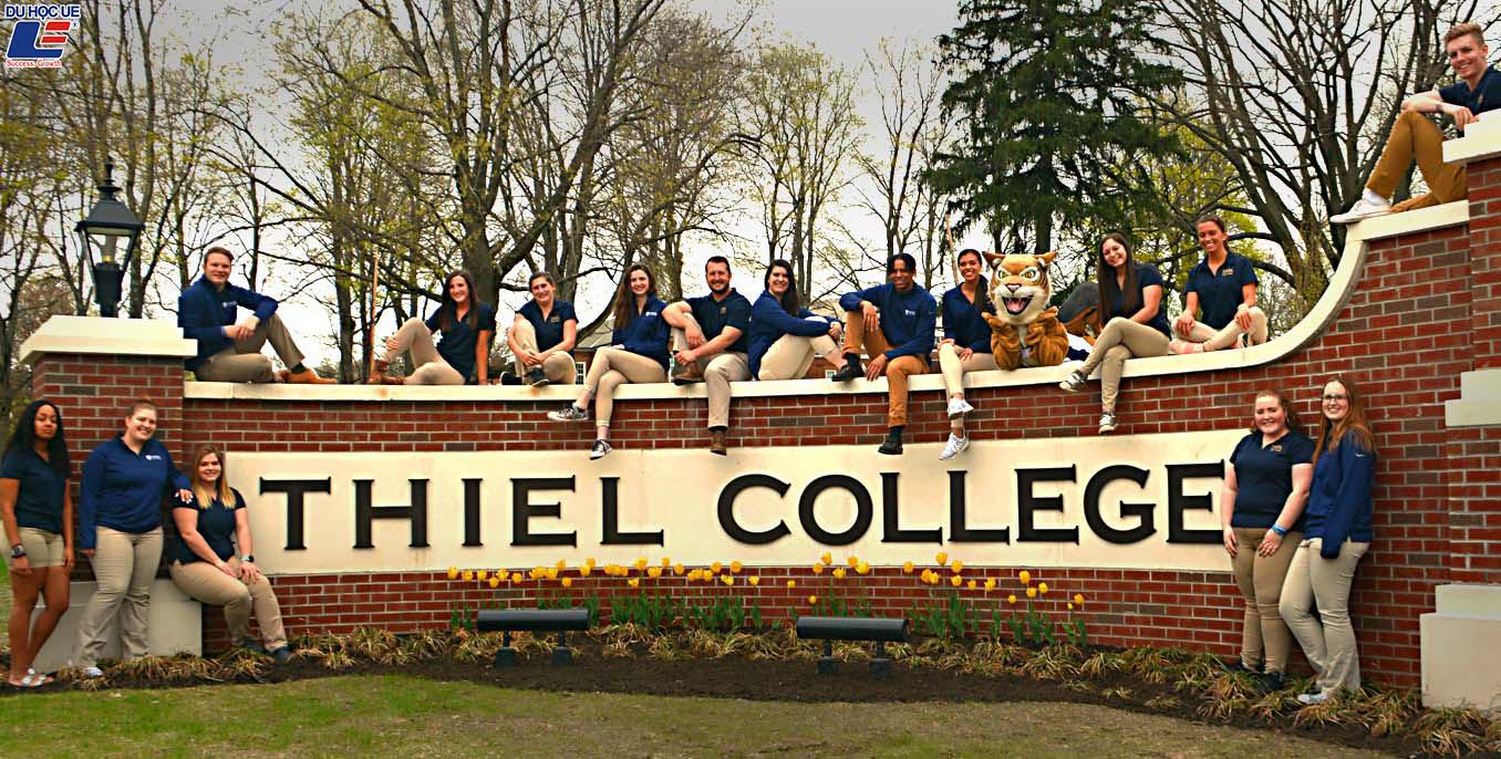 Cơ hội rinh học bổng khủng tại Thiel College 2