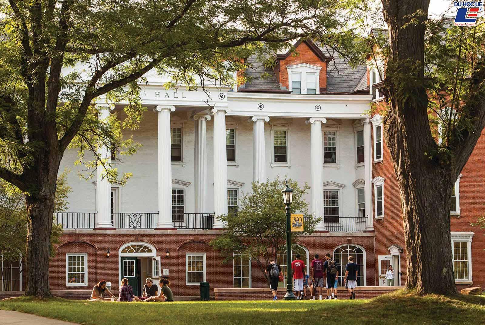 Cơ hội săn học bổng tại Allegheny College - Trường cao đẳng thuộc 1% những trường lâu đời nhất nước Mỹ 3